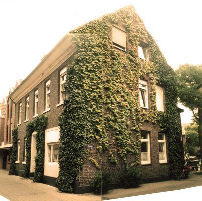 Altbau des Büros in der Neustraße in Kempen