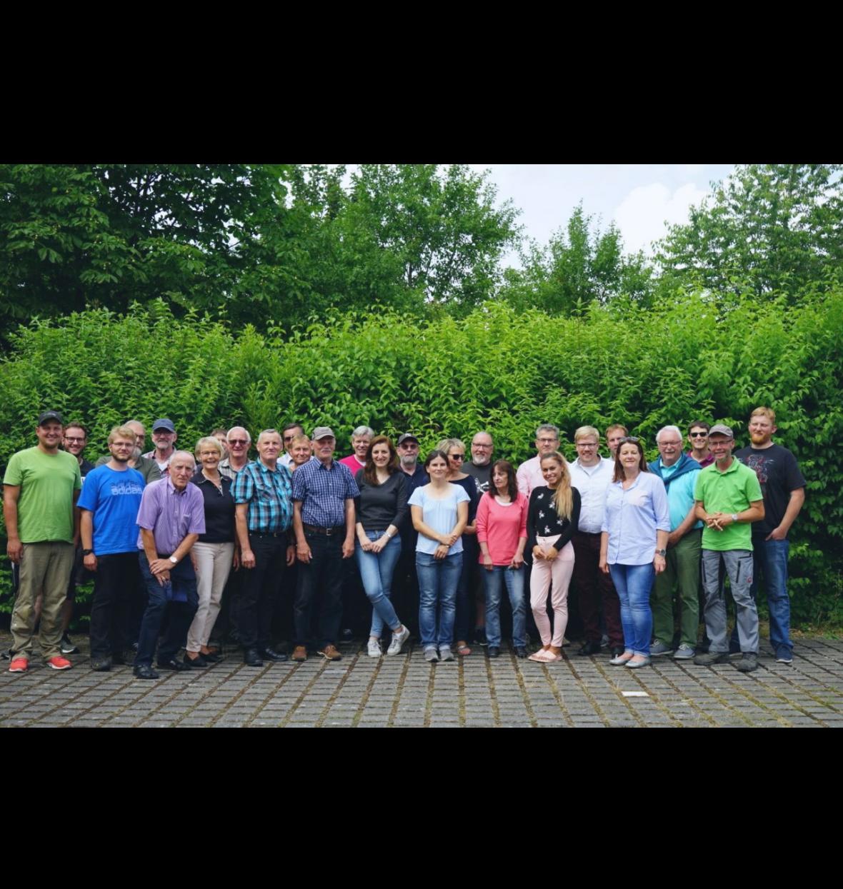 Das Team des Vermessungsbüro Rox und Mertens